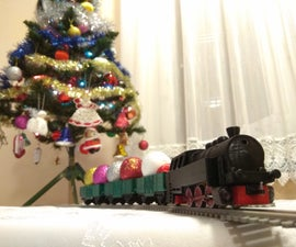 3D Printed HO Scale Railway System