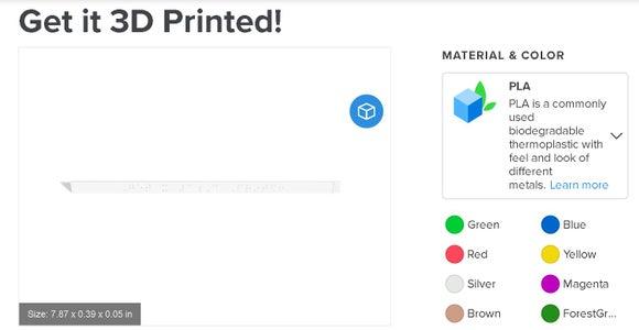 Get It 3D Printed