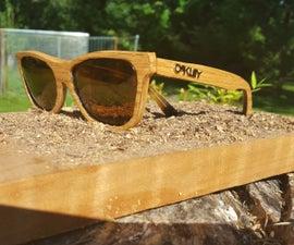 Wood Sunglass