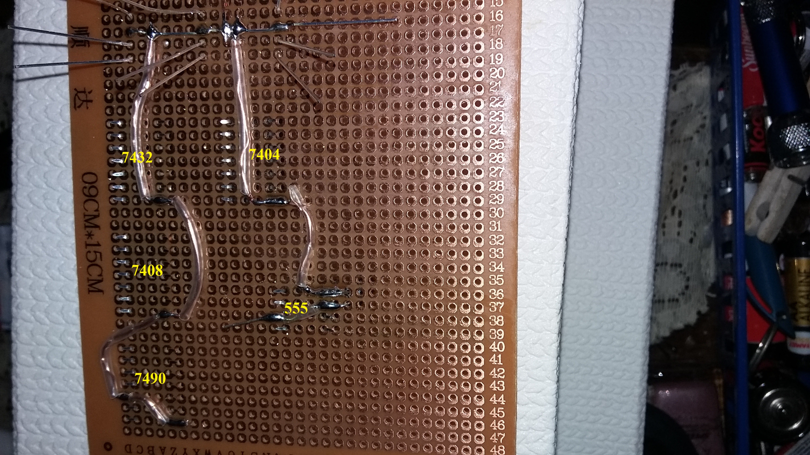Picture of Install the Capacitor