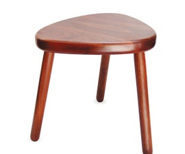 How to Make a Simple Stool