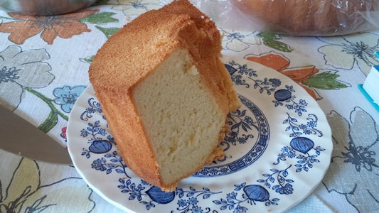 Baked Cake Part 3: Baking