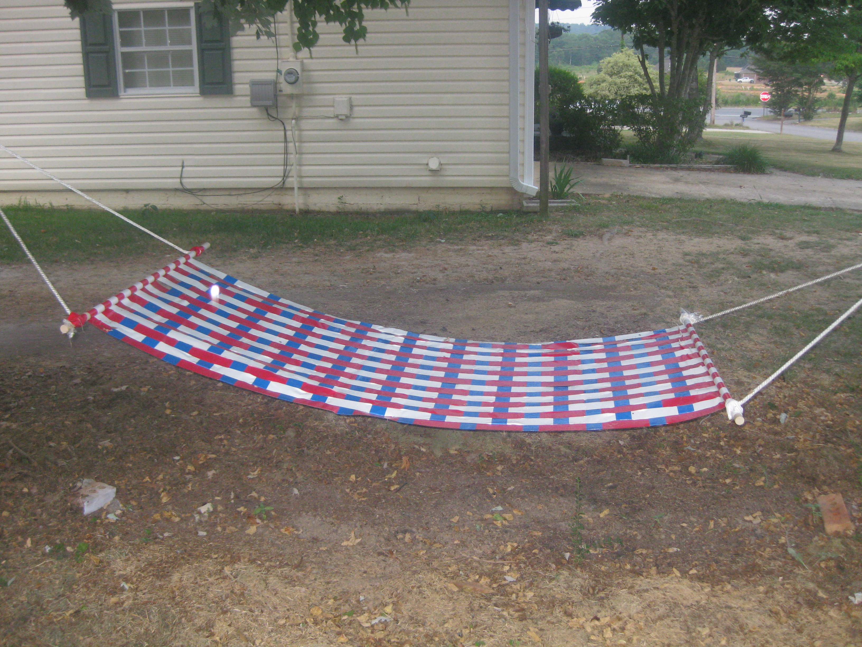 Picture of Duct Tape Hammock