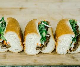 Banh Mi (Vietnamese Sandwich)