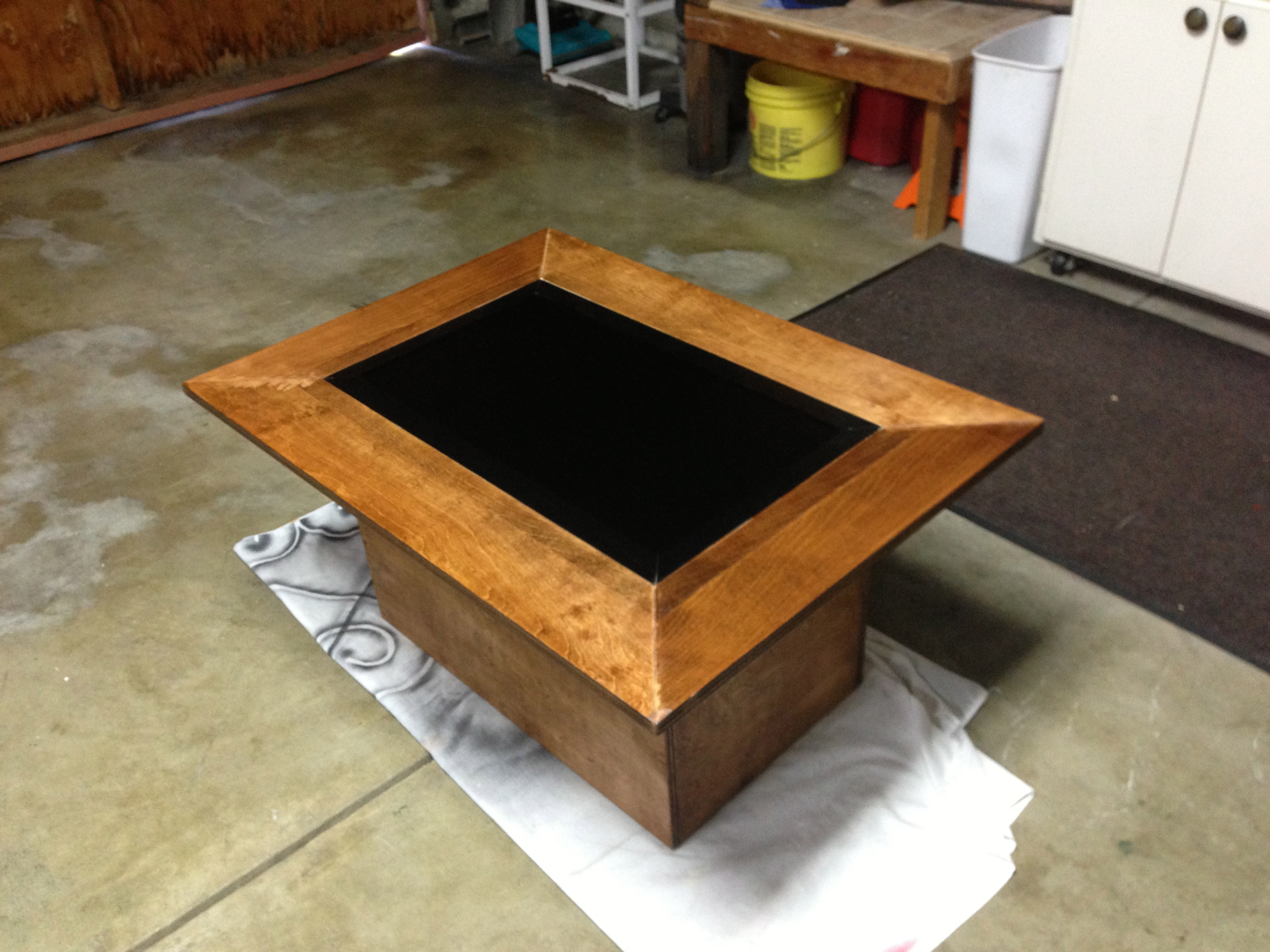 Picture of LCD Coffee Table
