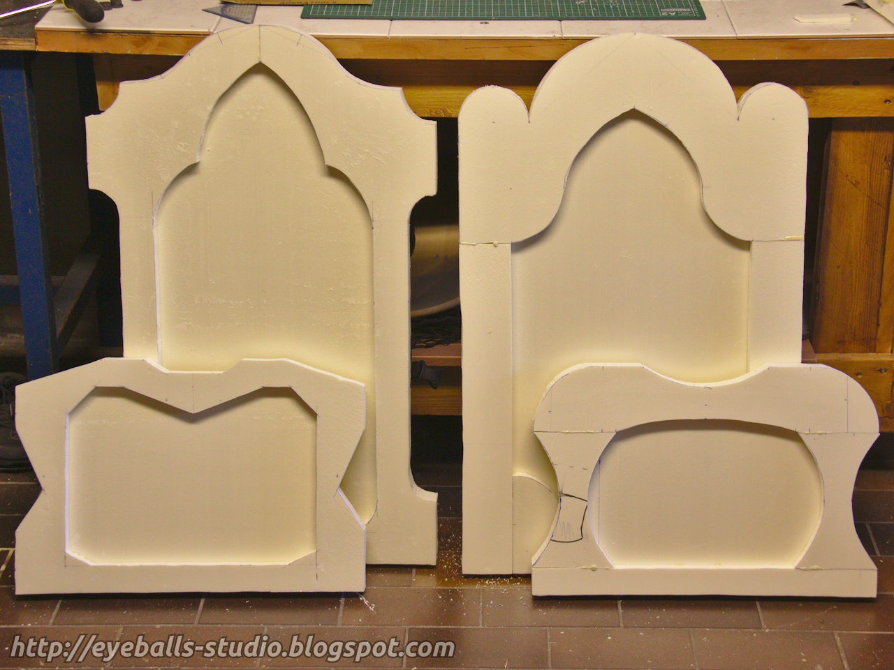 Picture of Basic Tombstone Shapes