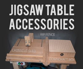 Jigsaw Table Like Table Saw?!