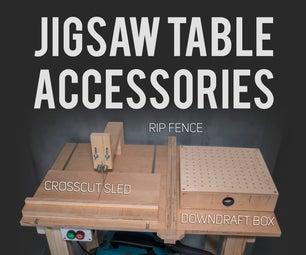 Jigsaw Table Like Table Saw?!