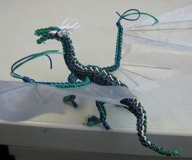 wire craft - dragon