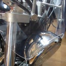 Your Motorcycle Screen like new for 1$