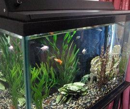 Automatic, Biorhythm LED Aquarium Light