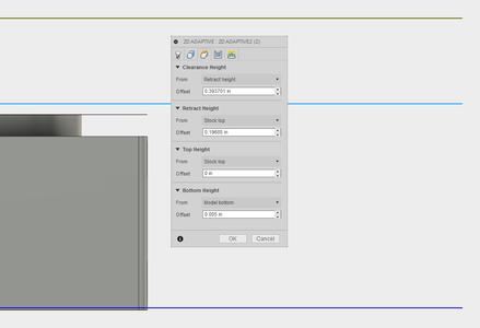 Setup2: 2D Adaptive Part II