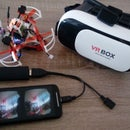 Lowcost 3d Fpv Camera for Android