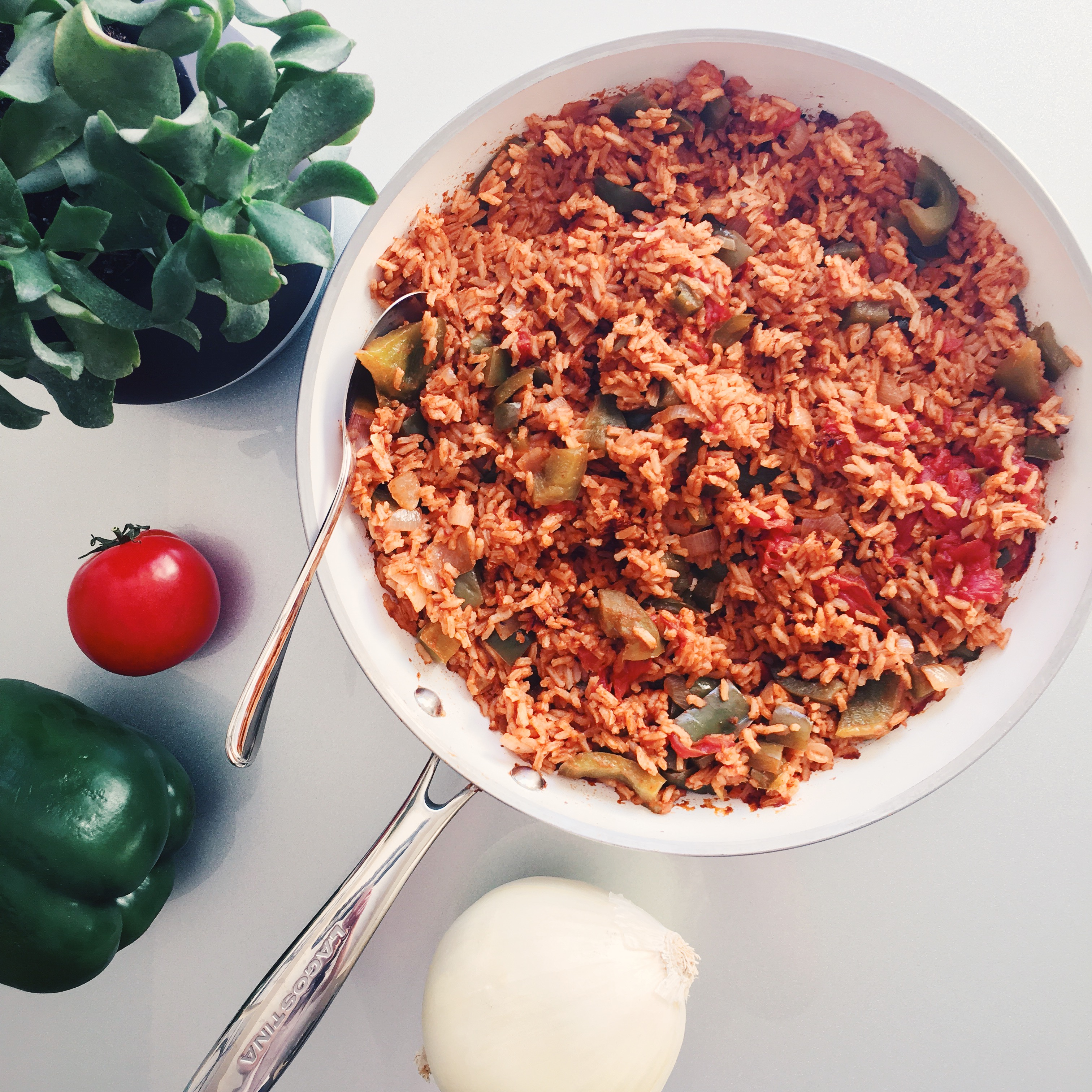 Picture of RECIPE | ONE POT SPANISH RICE