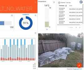 DIY - Automated Garden Irrigation - (Arduino / IOT)