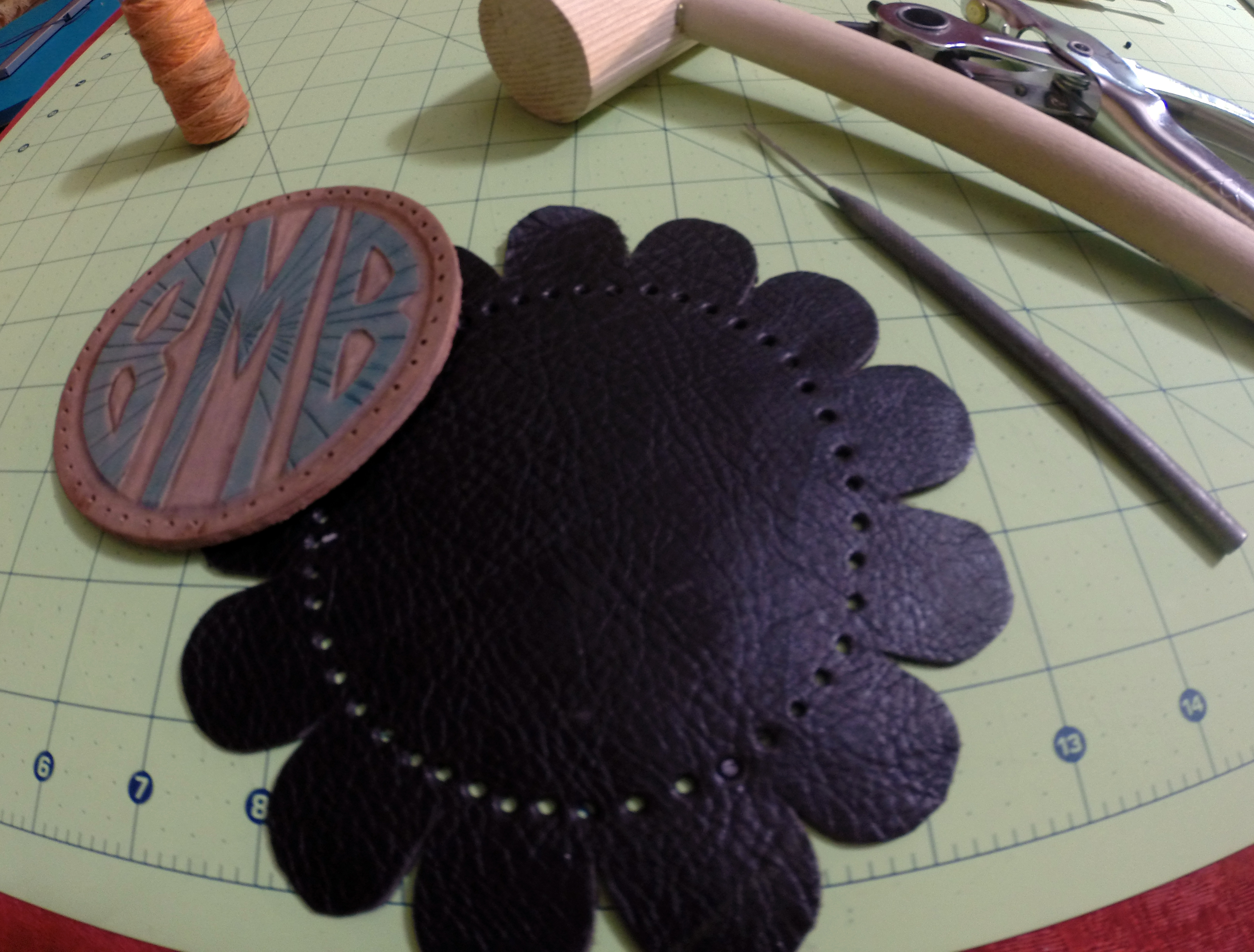 Picture of Stitching Prep