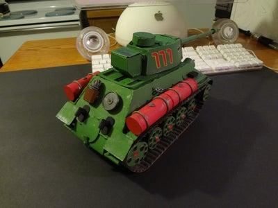 360 Look at the Tank.