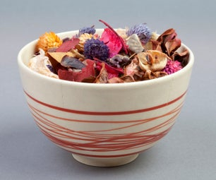 DIY With Flowers: Potpourri Room Fragrance
