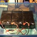 Household solar 12V device charger