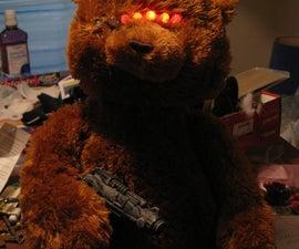 Cylon Teddy Bear (Mark I)