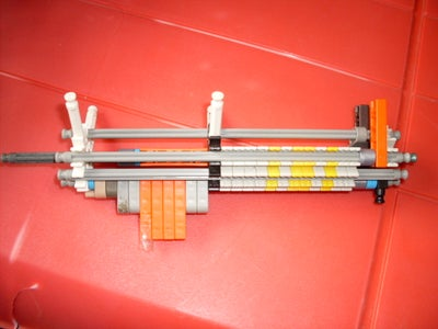 Handle, Arm Support, Secondary Launcher