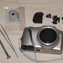 Replacement of Canon PowerShot SX130IS Battery Compartment Door