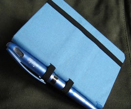 Cheap, quick and easy to do, Moleskine-like notebook with Clairefontaine paper