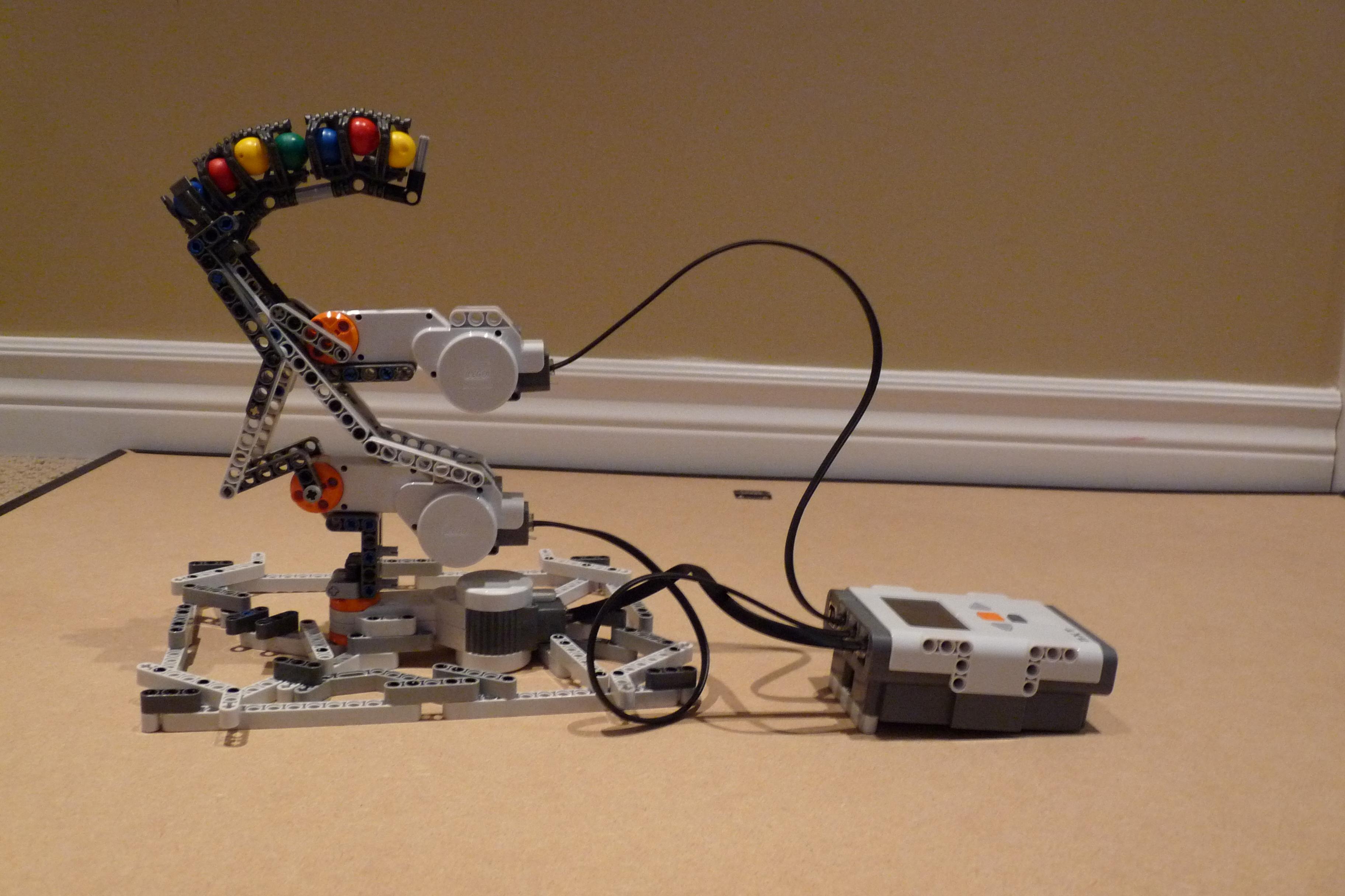 Picture of Lego Mindstorm Turret Shooter