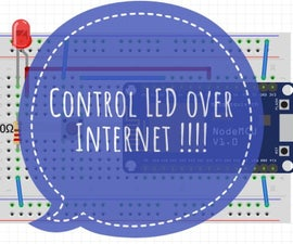 Control Devices Over Internet Through Browser. (IoT)