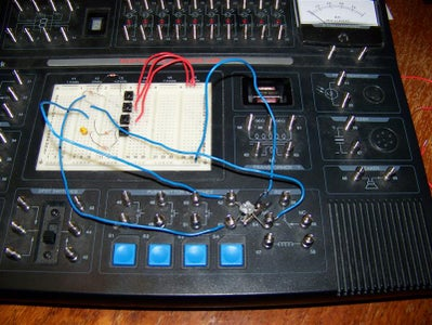 Testing and Adding Resistors