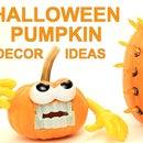 Simple Halloween Pumpkin Decor Ideas