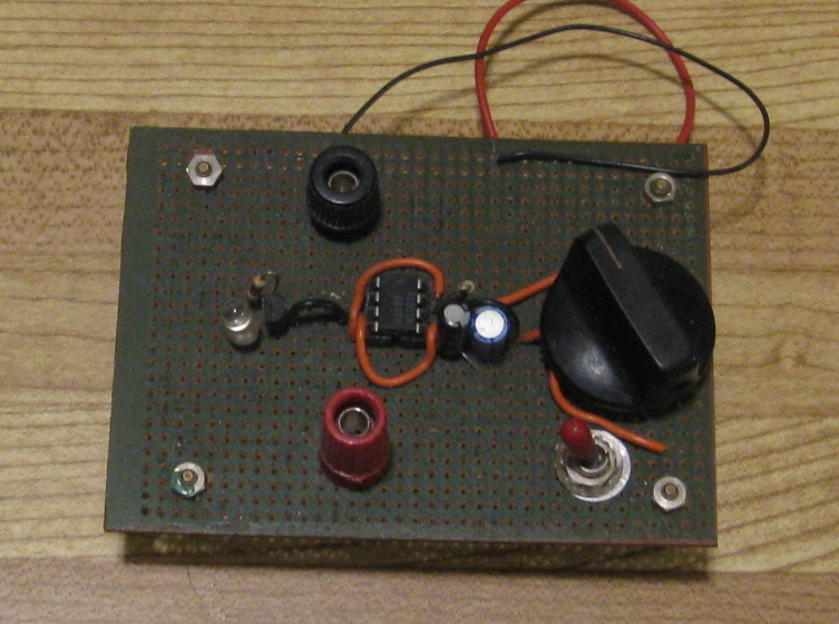Picture of 555 Timer