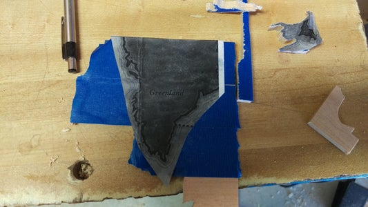 Pattern and Cutting Your First Continents....