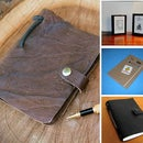 Book binding and journal making