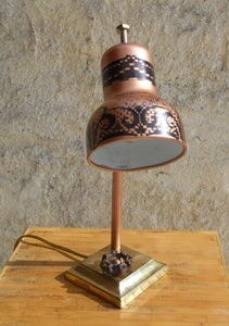 Plumber's Lace-curtain Luminaire