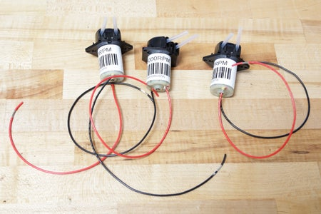 Wire the Motors