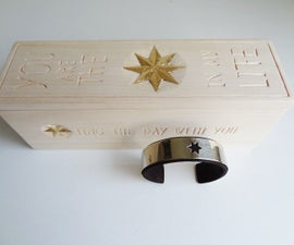 Make a box and bracelet to your dearest Star