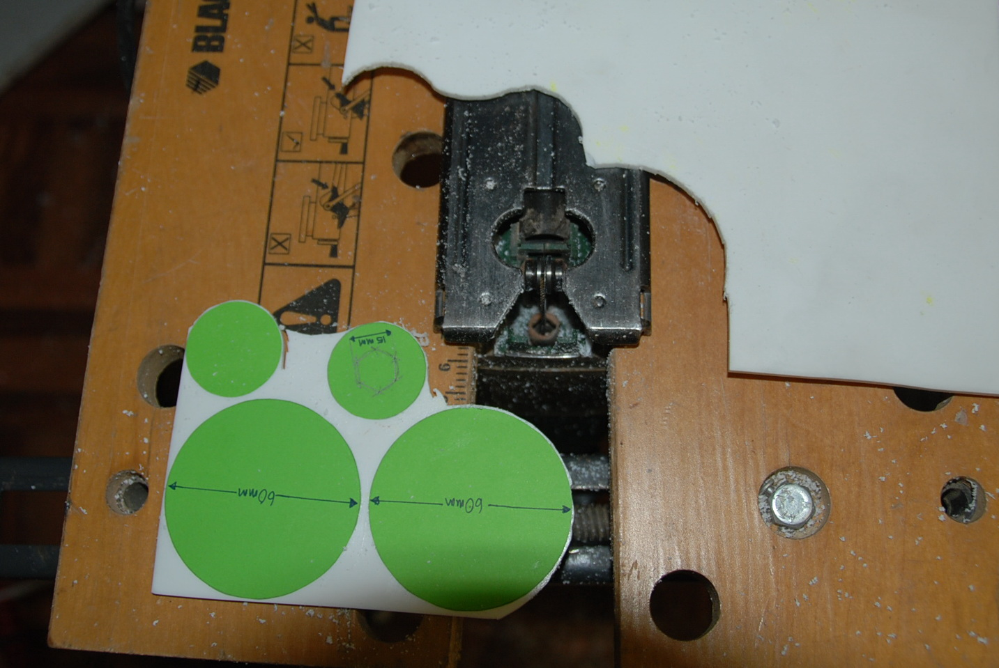 Picture of Extruder: Gear