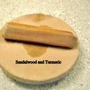 Make your skin glow- sandalwood paste