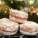 Vanilla-Apricot Shortbread Cookies