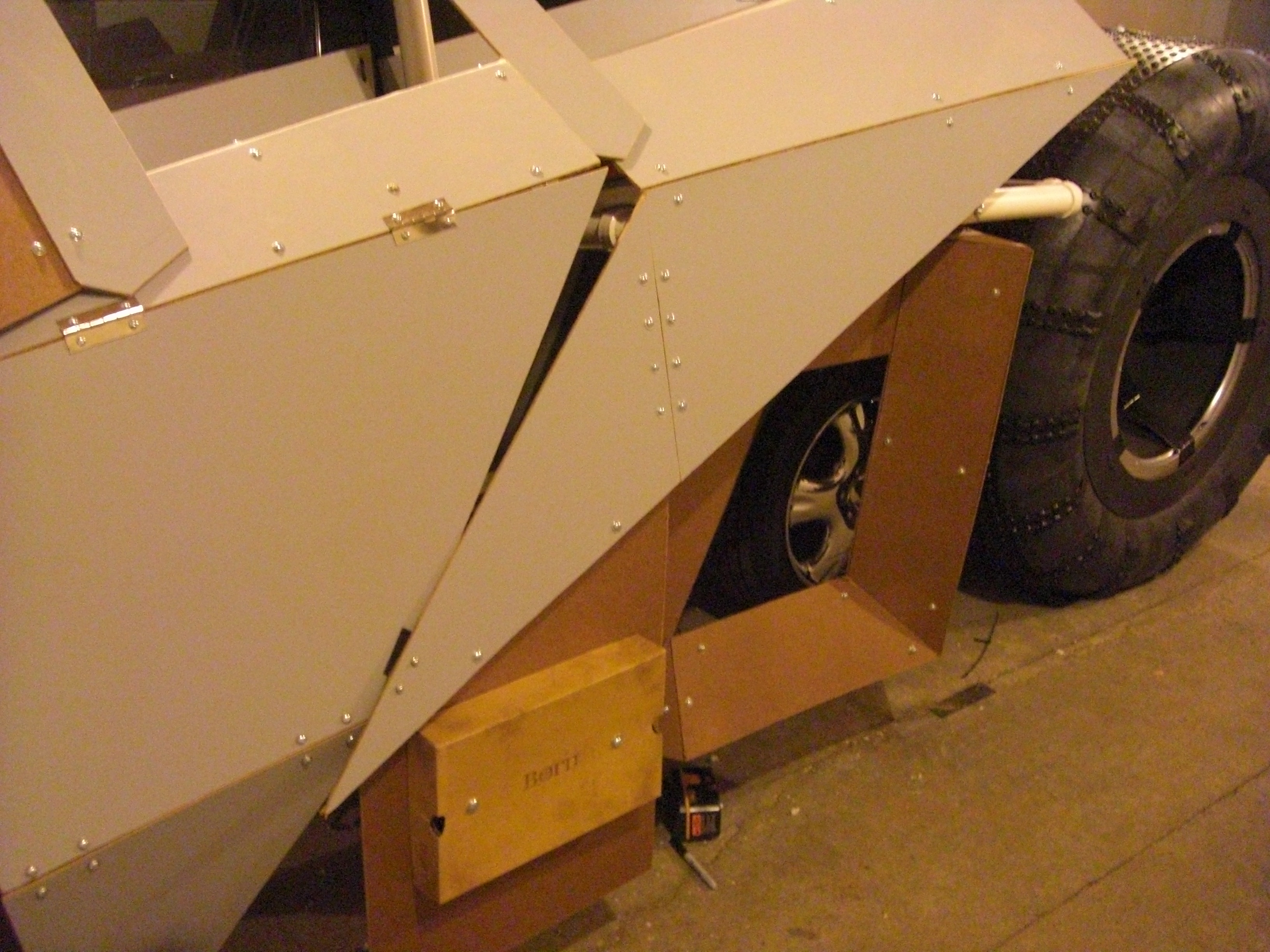 Picture of More Driver's Side Panels