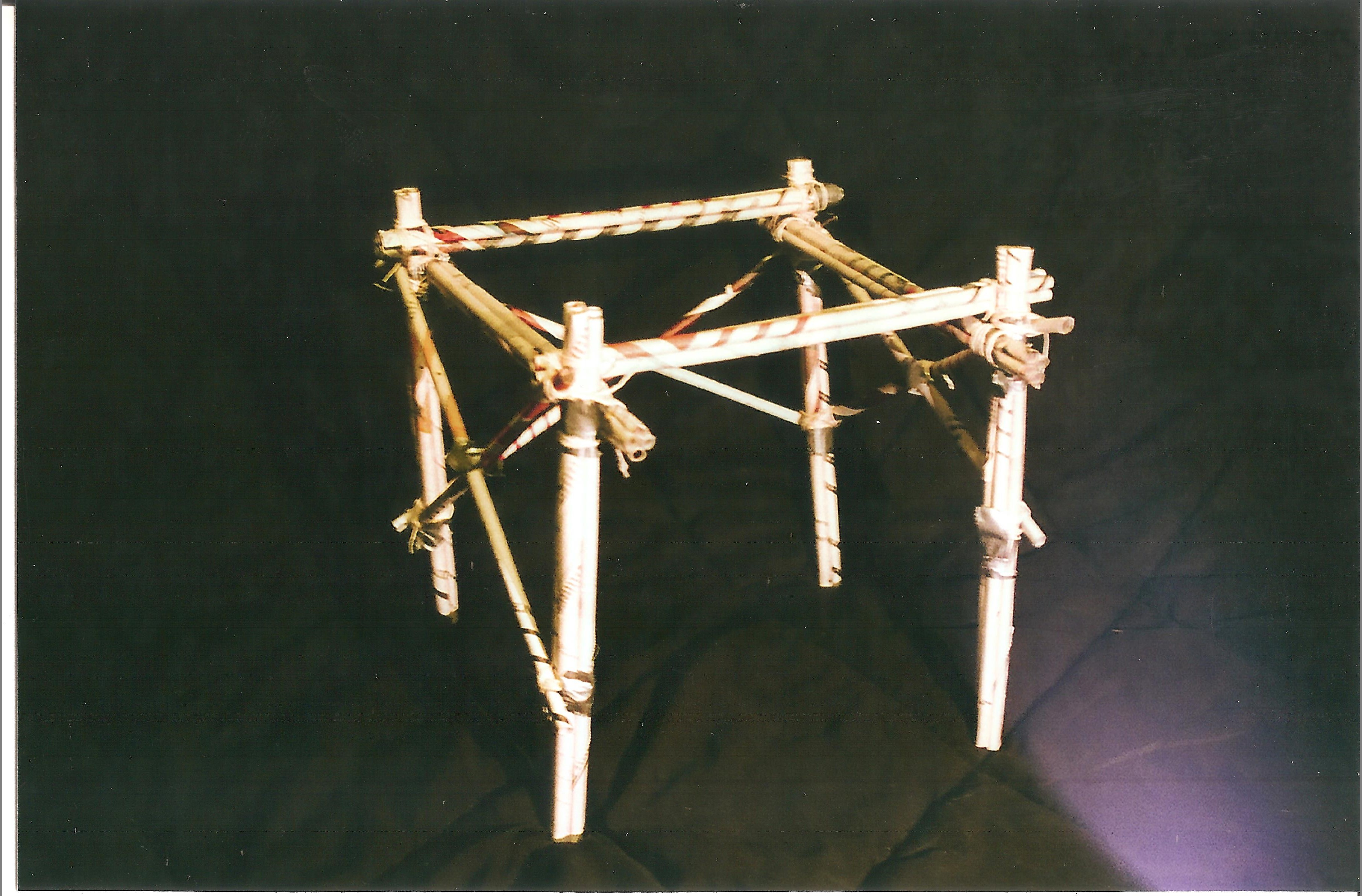 Picture of Piecing Together the Frame