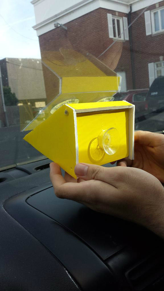 Picture of Windshield Cell Phone Mount