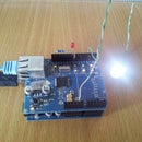 Control an LED over the Internet via Arduino with Teleduino
