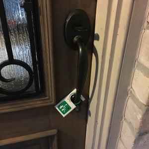 Finished Door Lock Identifier