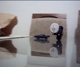 Motor para hotwheels
