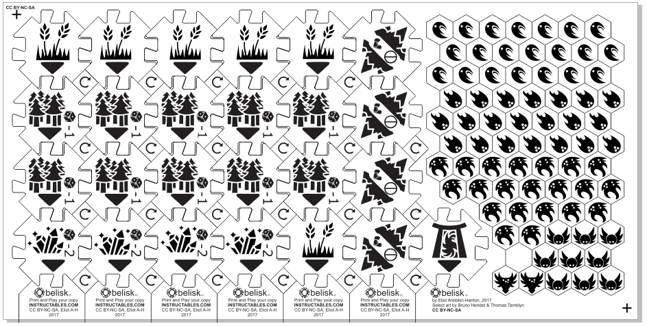 Picture of Obelisk Board Game