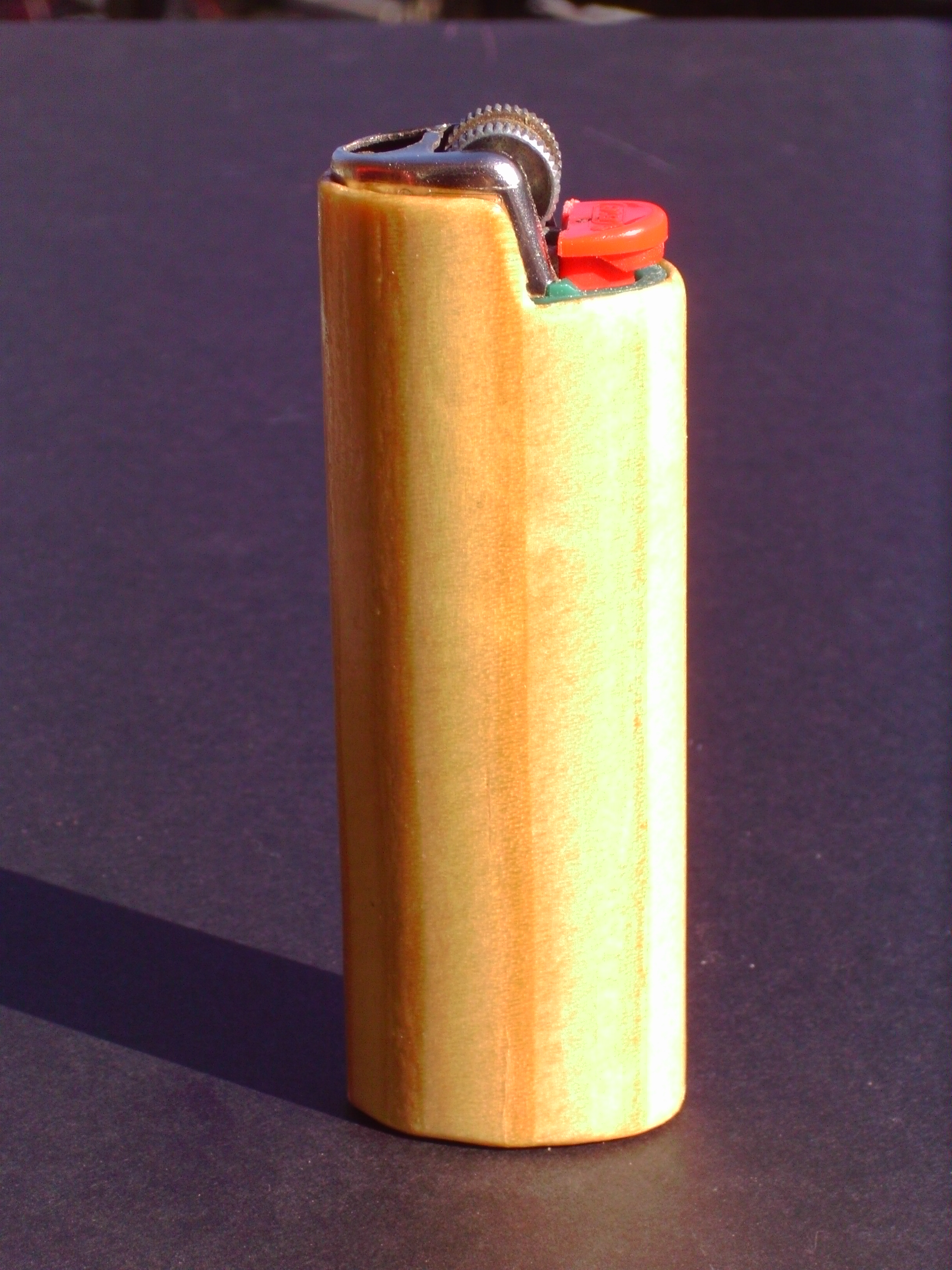 Picture of Classy Wood Case for Bic Lighter
