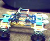 Knex Suspension Buggy