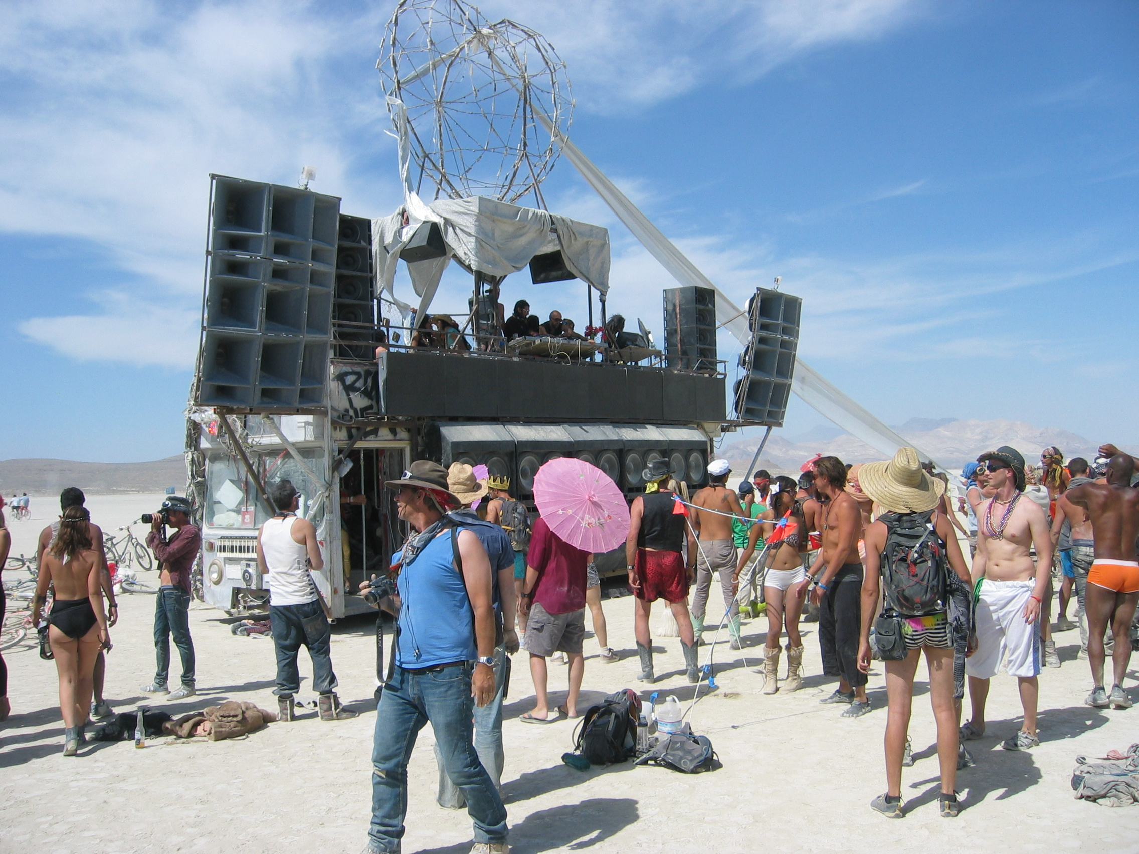 Picture of Foolproof Burning Man